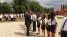 Ballagás és évzáró a Prinz Gyula Általános Iskolában